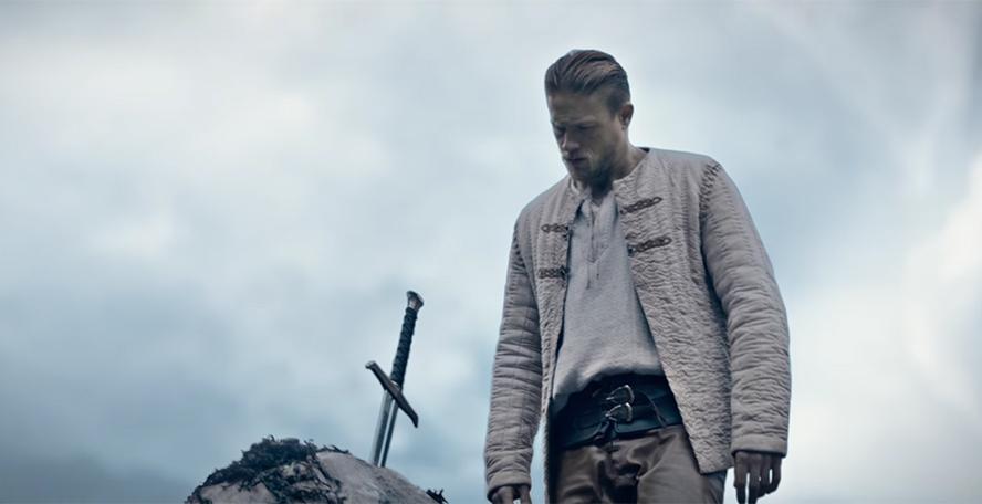 TDOC Episode #2: King Arthur: Legend of the Sword &Colossal