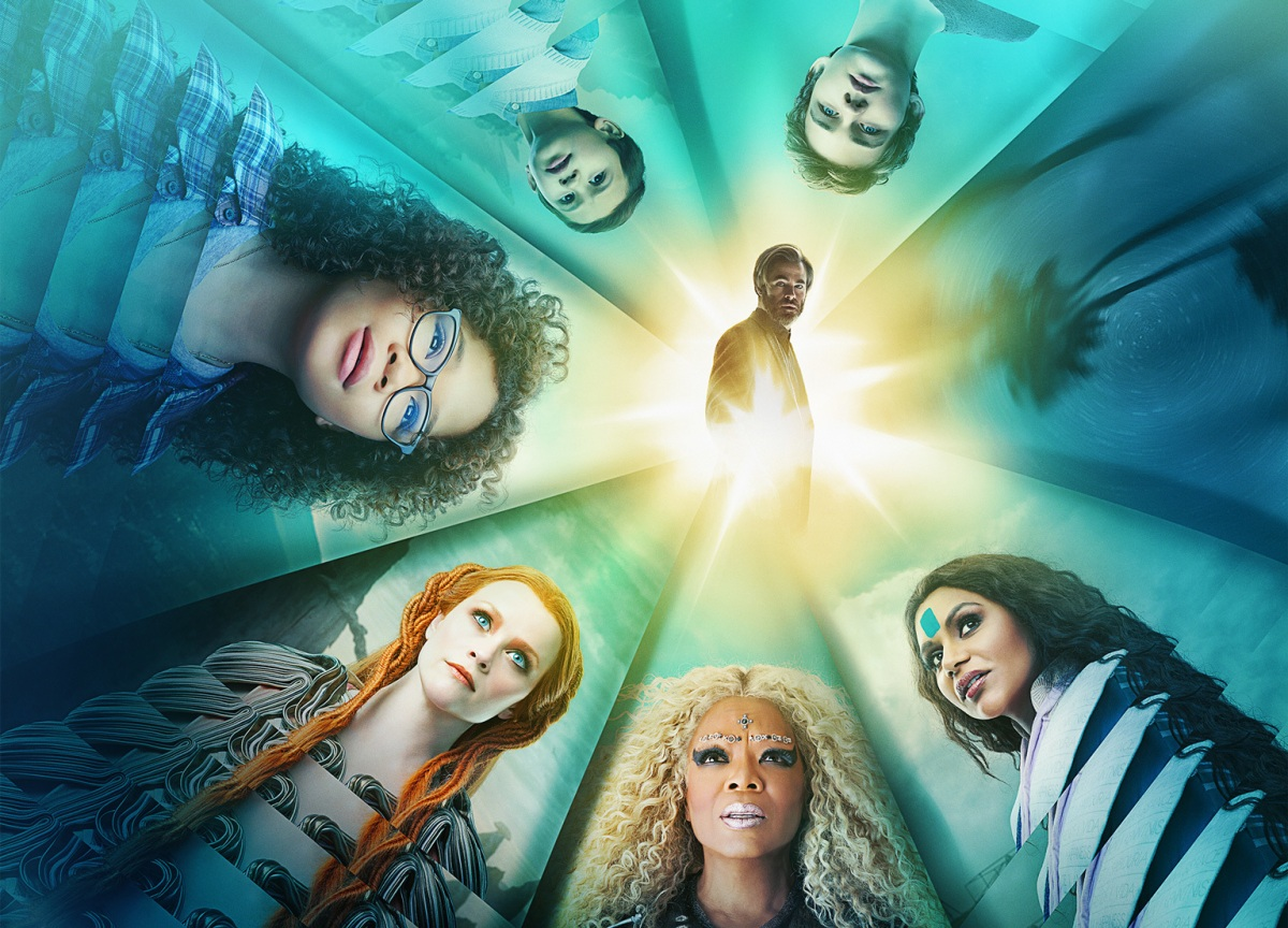 TDOC Episode #36: A Wrinkle in Time & Red Sparrow