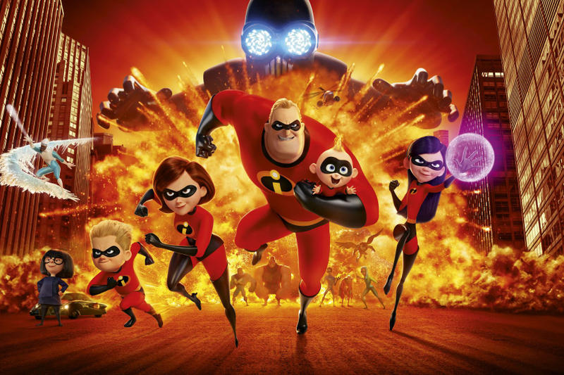 TDOC Episode #46: Incredibles 2 & Tag