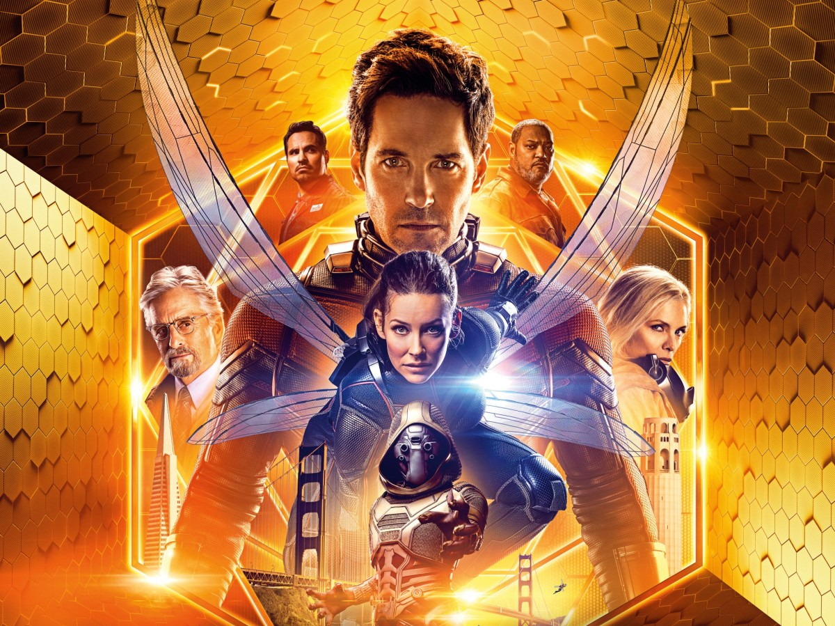 TDOC Episode #48: Ant-Man and the Wasp & Our Mid-Year Film Review