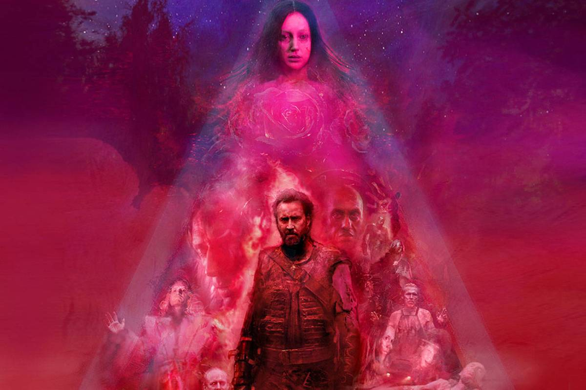 TDOC Episode #57: Mandy & Hold the Dark