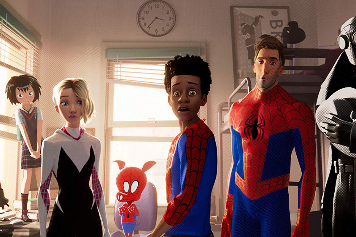 TDOC Episode #64: Spider-Man Into the Spider-Verse, Roma & The Favourite