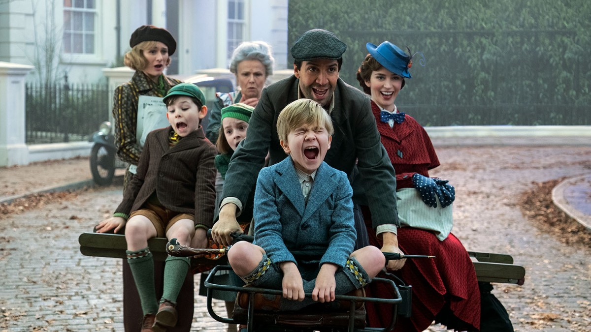 TDOC Episode #66: Mary Poppins Returns & Vice