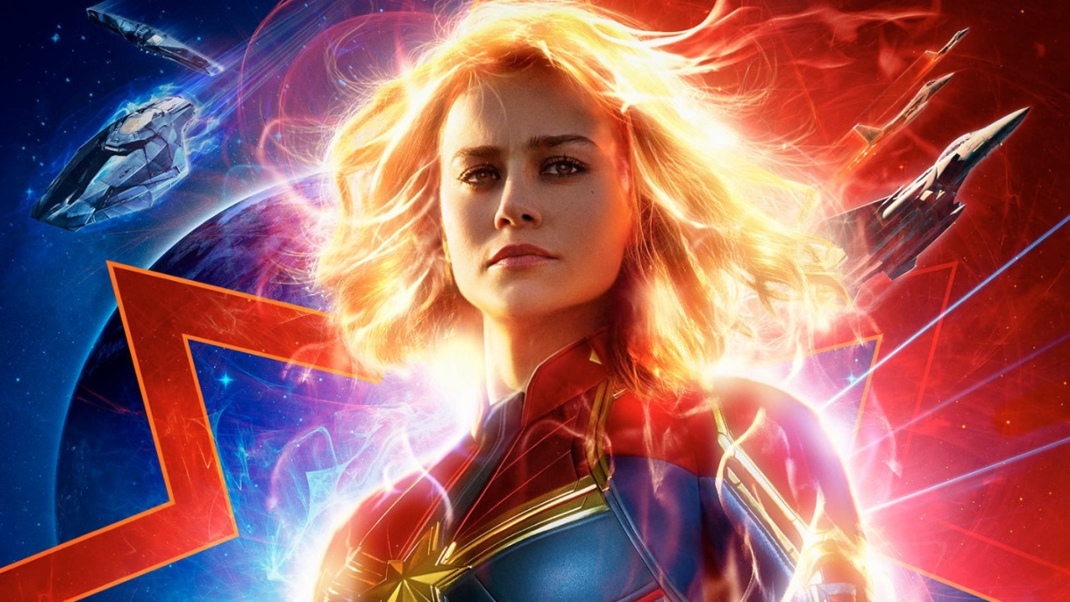 TDOC Episode #73: Captain Marvel & Greta