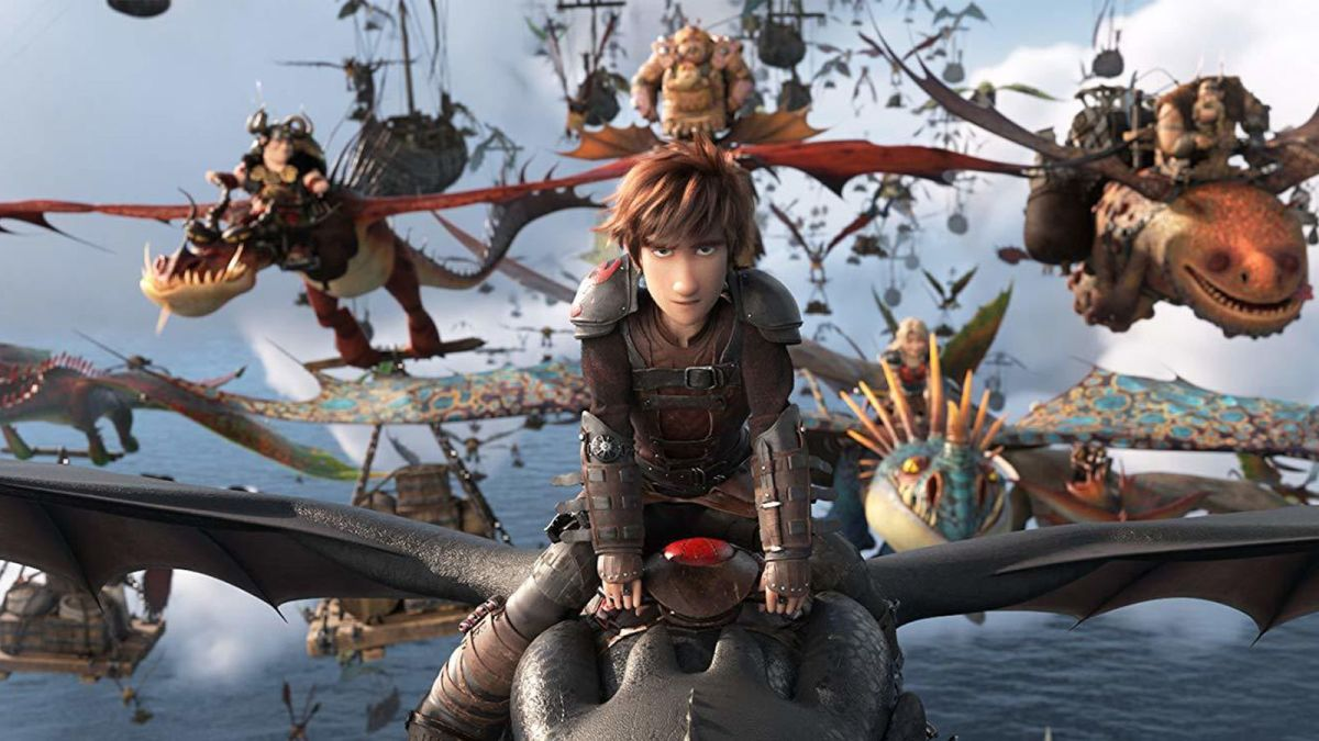 TDOC Episode #72: How to Train Your Dragon: The Hidden World & Fighting with MyFamily