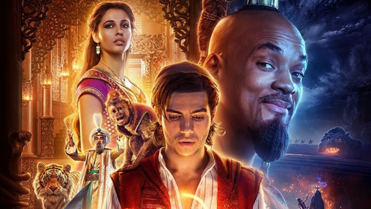TDOC Episode #81: Aladdin & Booksmart